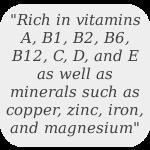 konjac-vitamins